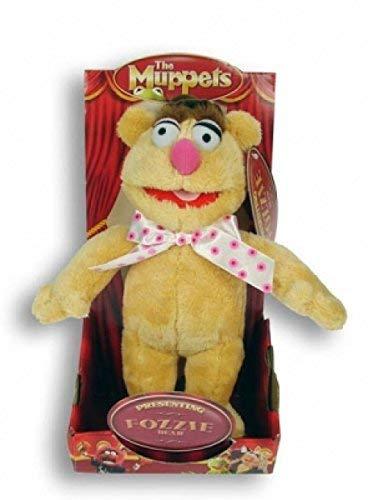 Muppets Plüschfigur 20cm Fozzie Bär