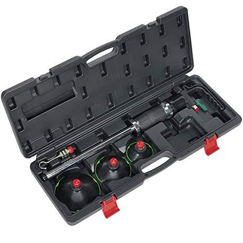 Pneumatischer Selbstkörper-Saugnapf, kein Schweißen, Bohren, 3 Saugnapf-Durchmesser 60mm, 120mm, 150mm, sehr verwendbar für Autos, LKWs, Busse, Flugzeuge.