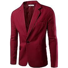 best service 2cba8 878eb Amazon.it: giacca rossa elegante uomo - 2 stelle e più