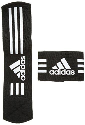 adidas Herren Knöchelbänder, schwarz (black/white), One Size, 620635
