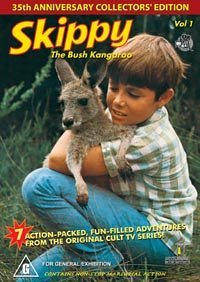 Skippy The Bush Kangaroo - Volume 1 [Australien Import]