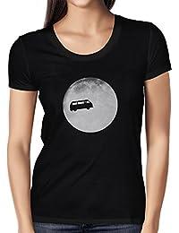 TEXLAB - Full Moon Bulli T3 - Damen T-Shirt