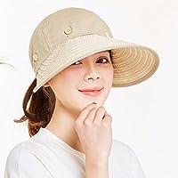 LIUXINYUE-MZ CAPS puede ser doblado en verano y otoño la sombrilla al aire  libre f311ca0f15f