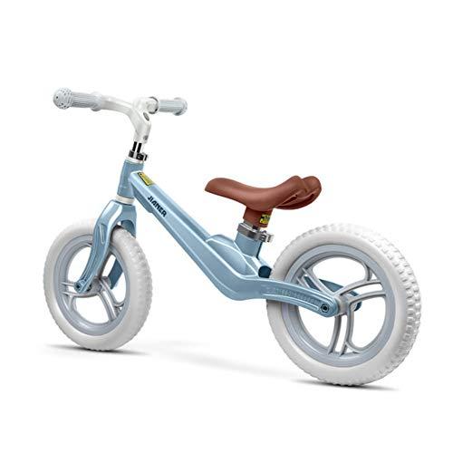 LXFDS Kinder Kinder Balance Auto ohne Tretroller Kinder 1-4 Jahre alt Roller, yo Auto, Balance Auto-Blue