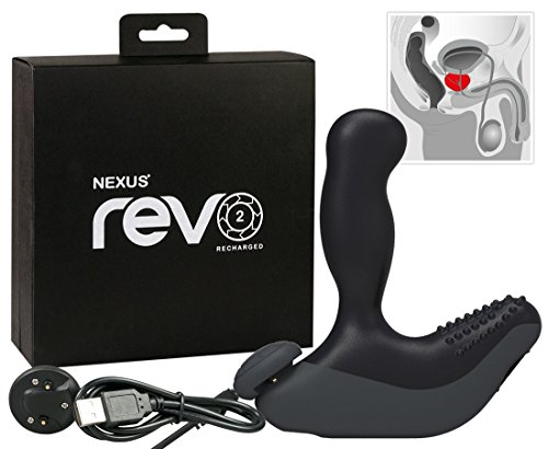 nexus-re2001-revo-2-silikon-butt-plug-mit-vibrationen-und-perineum-anal-stimulation