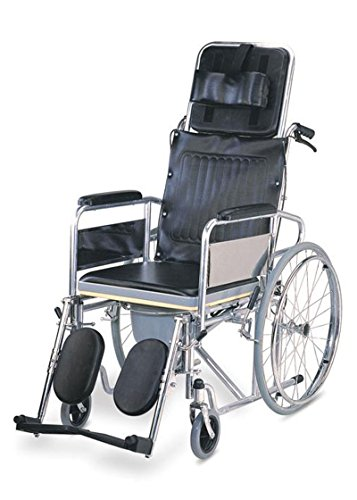 Buy FC Premium Folding Commode Wheelchair- Reclining Wheel Chair Online at Low Prices in India - Amazon.in  sc 1 st  Amazon India & Buy FC Premium Folding Commode Wheelchair- Reclining Wheel Chair ... islam-shia.org