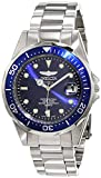 Invicta 9204 Pro Diver Reloj Unisex acero inoxidable Cuarzo Esfera azul