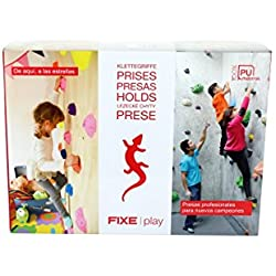 Fixe Play Kit para Escalada, Niños