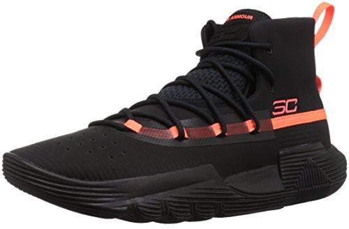 Under Armour SC 3Zero II Basketballschuh Herren schwarz, 12 US - 46 EU - 11 UK - Tops Schuhe High Under Armour