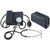 Tensiómetro aneroide Medidor de presión con estetoscopio sc0