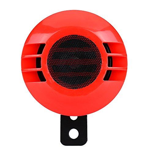 LoveOlvidoF Universel 2 x 500 Watts Haut-Parleur Puissant de Tweeter /à d/ôme Puissant pour Voiture Mini DVI /à HDMI Haut-Parleur de v/éhicule /à Haute efficacit/é