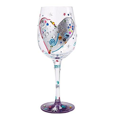 Lolita copa de vino de cristal