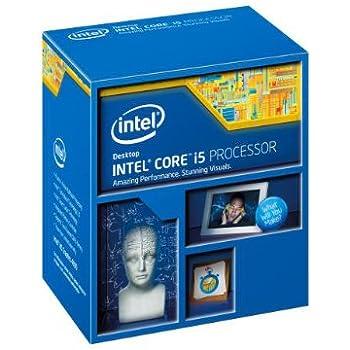 Intel Core i5-4570 - Procesador (3.4 GHz, DDR3-DRAM, Intel HD Graphics 4600)