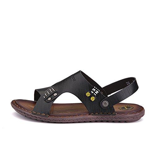 Summer Wear Hausschuhe Für Männer/Hausschuhe Non-slip Beach Shoes A