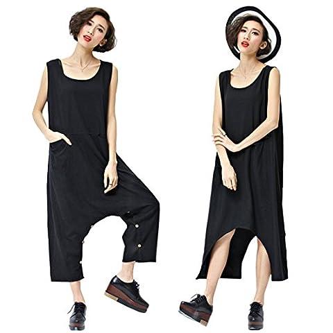 Santwo - Legging - Femme Taille Unique - noir - Taille Unique
