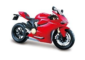 2011 Ducati 1199 Panigale Maisto 20-11108, Red, 1:12 Die Cast