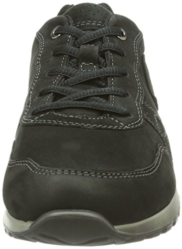 Ecco  ECCO CS14 LADIES, Sneakers basses femme Noir - Schwarz (BLACK/BLACK 53994)
