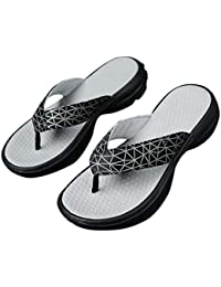 be64ff60d77048 Hausschuhe HUYP Flip-Flop Männlichen Studenten Sommer Flip-Flops  Persönlichkeit Strand Schuhe Herren Sandalen…