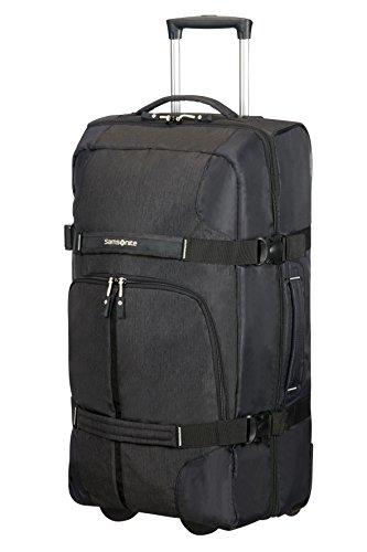 Samsonite Rewind 68/25 Bolsa de Viaje con Ruedas, 68 cm, 72,5 L, Color Negro