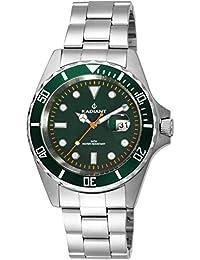 Radiant Reloj Analógico para Hombre de Cuarzo con Correa en Acero Inoxidable RA410203