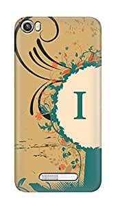 SWAG my CASE PRINTED BACK COVER FOR Lava Iris X8 Multicolor