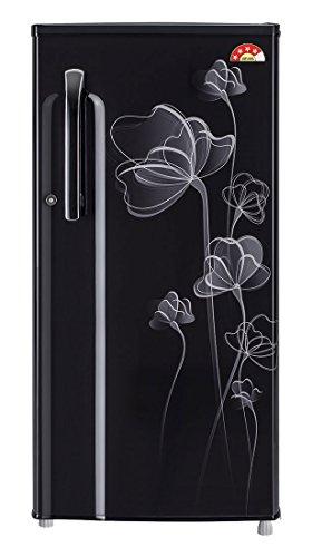 LG 188 L 4 Star Direct-Cool Single Door Refrigerator (GL-B191XVHP.AVHZEBN, Velvet Heart)
