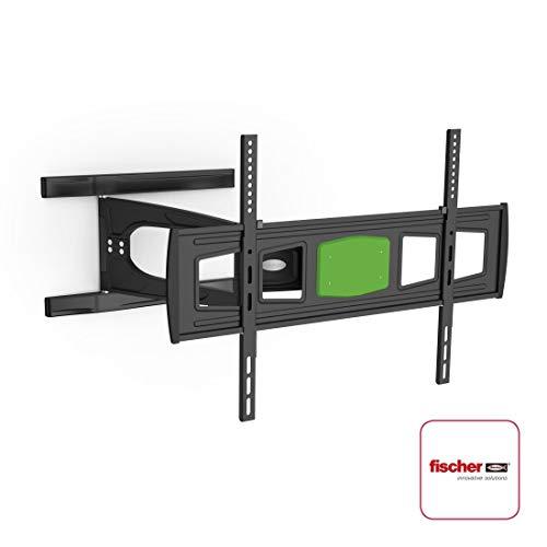 g Ultraslim (neigbar, schwenkbar, vollbeweglich für Fernseher von 37 - 65 Zoll (94 cm bis 165 cm Diagonale), inkl. Fischer Dübel, VESA bis 700x500, max. 35 kg) schwarz ()