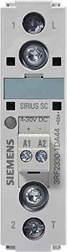 SIEMENS SIRIUS - RELE 3RF2 30A 48-460V/110V CORRIENTE CONTINUA CON AUTOMATICO -B