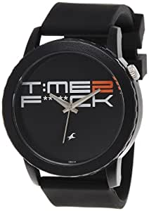 Fastrack Tees Analog Multi-Color Dial Unisex Watch - ND9912PP07J