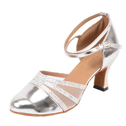 TDA - Ballroom donna Silver