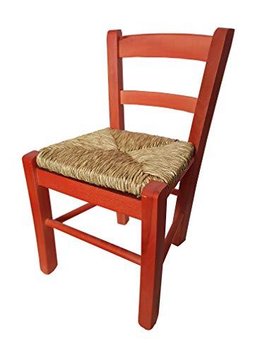 Sedie In Resina Colorate.Sedie Colori Assortiti Set 4 Pezzi Cameretta Bambino Sedia Con