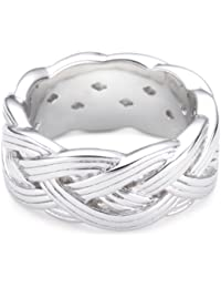 Esprit - S.ESRG91574A170 - Bague Femme - Argent 925/1000 rhodié - sans pierre, sans perle