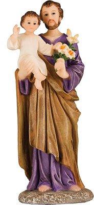 55-Saint-St-Joseph-Florentine-Resin-Statue