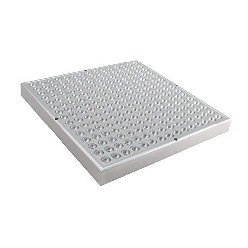 Panel LED 30X30cm Grow 45W Aluminio efectoLED