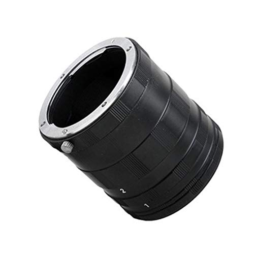 LouiseEvel215 Kamera Adapter makro verlängerungsrohr Ring kompatibel für Canon d7000 d5000 d3200 d3100 d3000 d90 d80 d70 d60 DSLR (Canon D70 Dslr-kamera)