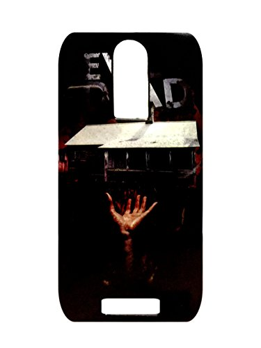 Printed back cover for Micromax Canvas Juice 2 AQ 5001