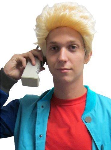 Perücken Morris Kostüm - Costume Agent 90's Sitcom Stud Kostüm Perücke - Zack Morris