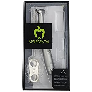 Apple Dent Hand Piece With Airotor Push Button For Dental Professional