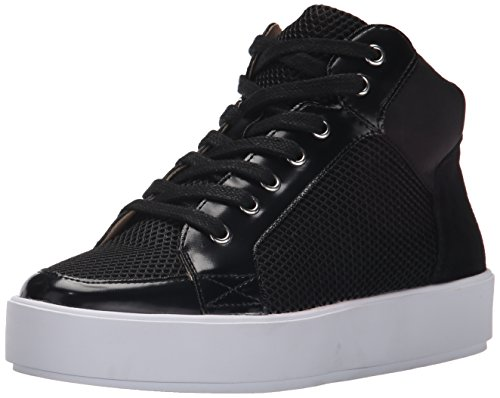 Nine West Verona Fabric Fashion Sneaker Black/Multi