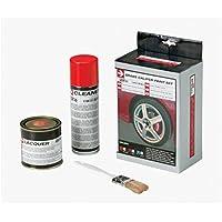 SUMEX Pintura para mordaza de freno PPF3000, color rojo