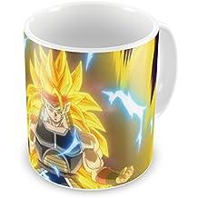 Dragon Ball (O) - Bardock Super Saiyjian 3 - taza de cerámica - Mug - Cup