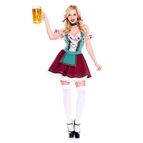 Party City Billige Kostüm - NGHJF Sexy Beer Maid Kostüm Bayerisches
