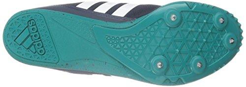 Adidas Performance Adissage 2,0 Stripes W Athletisch Sandale Collegiate Navy/White/Green