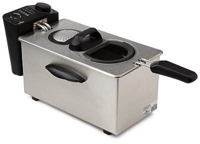 Lacor 69135 Friteuse Electrique 3.5 L 2000 W