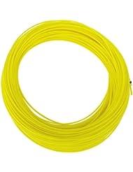 Shakespeare Sigma Gelb Wf 7# - - Sedal de pesca con mosca, color amarillo, talla Wf 27yds 7#