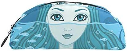 Trousse Supports Superbe mignon sirène sirène sirène Pen papeterie Pouch Sac avec fermeture à glissière Maquillage pour enfants filles garçons   Outlet Store Online  f492b9