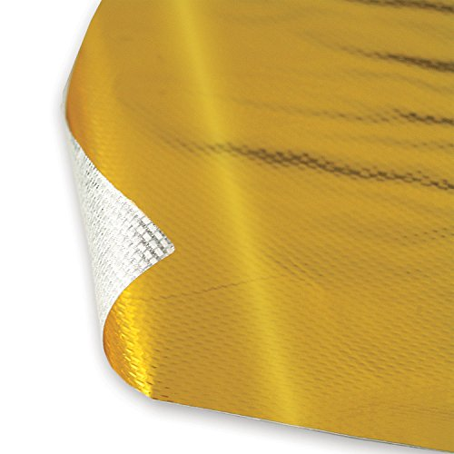 Preisvergleich Produktbild DEI Design Engineering 010391 Reflect-A-Gold Heat Barrier 12 x 12