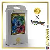 Energie UNITAIRE 170/156 Energie Secrète - #myboost X Soleil & Lune 5 Ultra Prisme - Coffret de 10 Cartes Pokémon françaises
