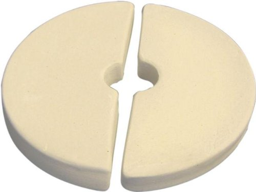 K&K Beschwerungsstein für Gärtopf Form 2 für 5,0 - 7,0 Liter Ø 13 cm aus Steinzeug