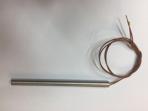 F. LLI xodo-candeletta Raumheizung Zündung Widerstand Durchmesser 10mm 300W 155mm Pelletöfen
